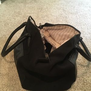 lululemon athletica Bags - Black Lululemon Large Bag